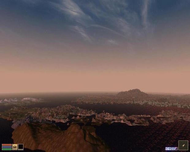 Morrowind Landmass - Westwind