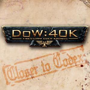 DoW40k: FoK 3.5 release