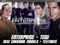 E-TCW New Corridor Models + Textures