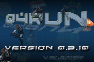 Q4Run v0.3.10 beta + additional maps
