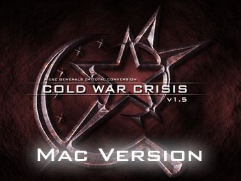 Cold War Crisis v1.5 build 477 (Mac Version)