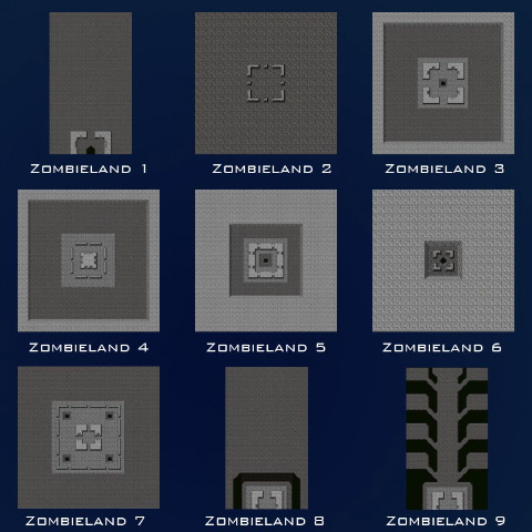 Zombieland Map Pack V2