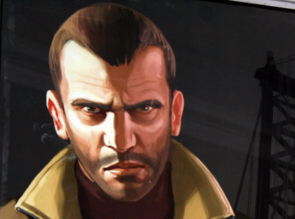 Niko Bellic For San Andreas