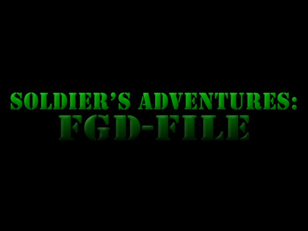 Soldier's Adventures FGD-file