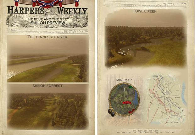American Civil War Mod : B&G v1.9.0