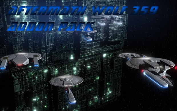 Wolf 359 Addon Pack
