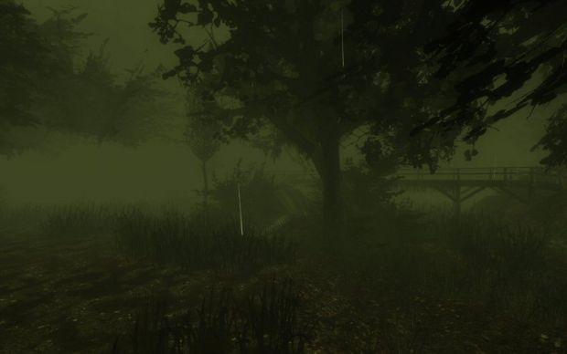 The Grimpen Marshland