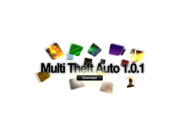 (outdated) Multi Theft Auto: San Andreas 1.0.1