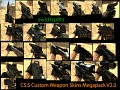 CS:S Custom Weapon Skins Mega Pack 2.0