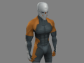 Grey_Fox and Snake pack