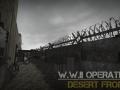 W.W.II Operations: Desert Front Setup