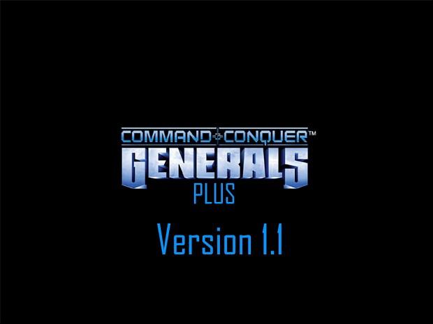 Generals Plus v1.1