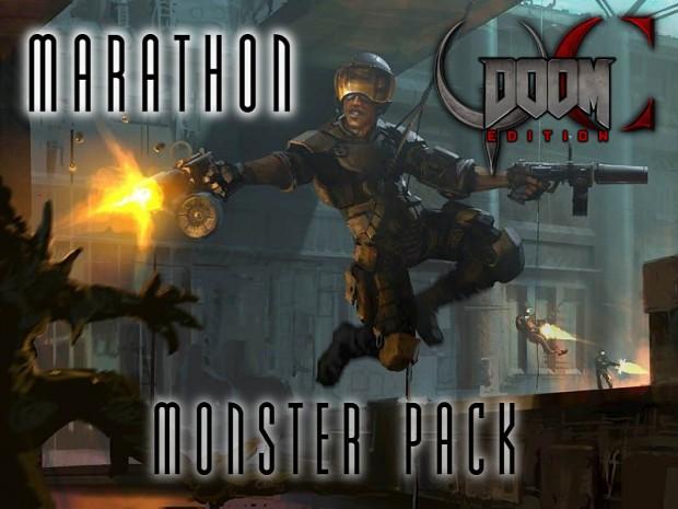 "QCDE ""Marathon"" Monster Pack / Theme"