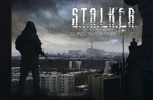 S.T.A.L.K.E.R. COP - GUNSLINGER mod BETA (07.02.2020)