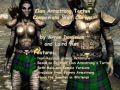 Clan Armstrong Tartan Companions Wolf Cuirass Special Edition