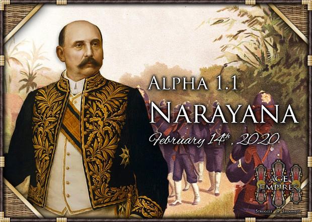 Struggle of Indonesia - Alpha 1.1 Narayana