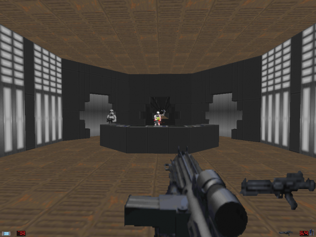 Star Wars for Doom 2 Compatibility Patch