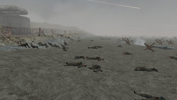 MOHAA Permanent Corpses Mod v1.1 (SP)