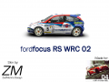 Ford Focus RS WRC 02 (Rally Catalunya)