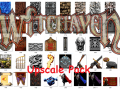 Witchaven Upscale Pack R2 for BuildGDX