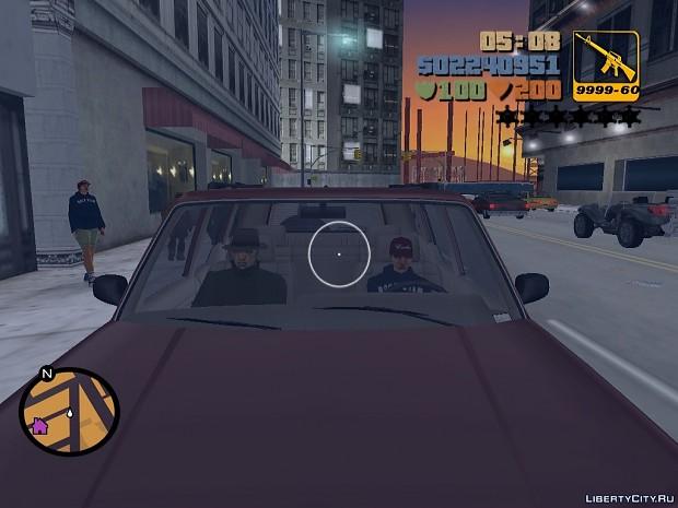 Passengers for GTA lll
