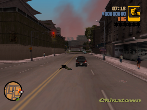GTA: Liberty City - Beta 4.0