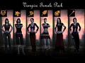 vampire Female Pack  by Marius217