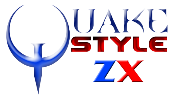 "QuakeStyle ZX v8.0- ""Not a Sinclair Product"""