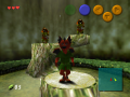 Ocarina of Time - Play as Dragon