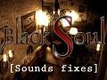 BlackSoul (PC) - Sounds fixes