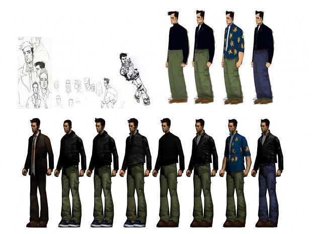 Evolution of Claude Early versions of Claude