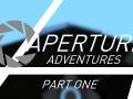 Aperture Adventures v0.1