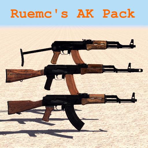 Ruemc's AK Pack!