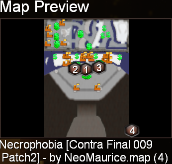 Necrophobia AOD Contra 009 Final Patch 2 - By NeoMaurice
