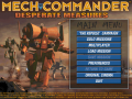 MechCommander Gold - The Repulse Standalone