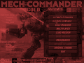 MechCommander PC Game User & fan - package