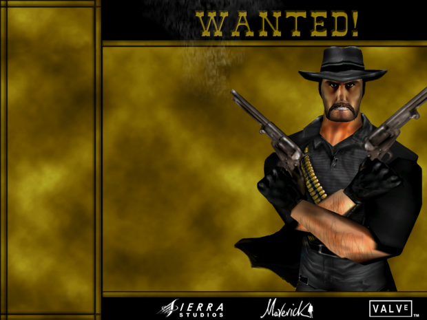Wanted! for Half-Life - Improved Steam Port