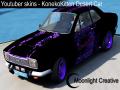 TrackMania 2 Skin - KonekoKitten's SpeedCar + F1 Engine Sounds
