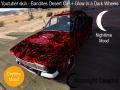 TrackMania 2 Skin - Bandites Desert Car + Rally Engine + GiaD Wheels