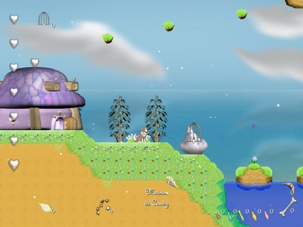 Candy World Adventures V v13.37