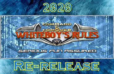 Whiteboy's Rules V1.5 (2020 Re-release)