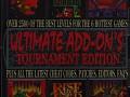 Ultimate Addon's Tournament Edition