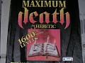 Maximum Death For Heretic