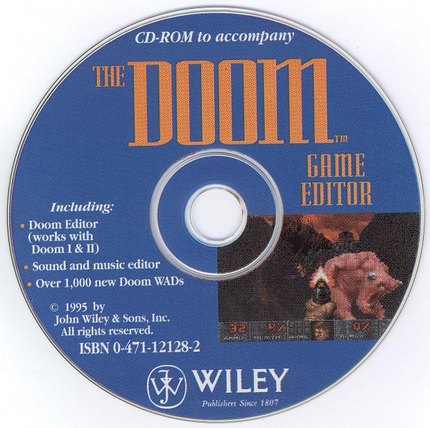 The Doom Game Editor CD-Rom