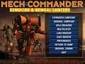 MechCommander Gold - Xenocide & Bengal Lancers Standalone Reloaded