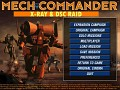 MechCommander Gold - X-Ray & DSC Raid Standalone Reloaded