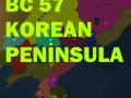 BC 57 Korean Peninsula  Mod
