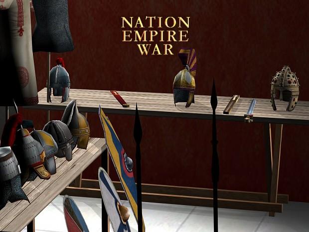 Nation Empire War Beta