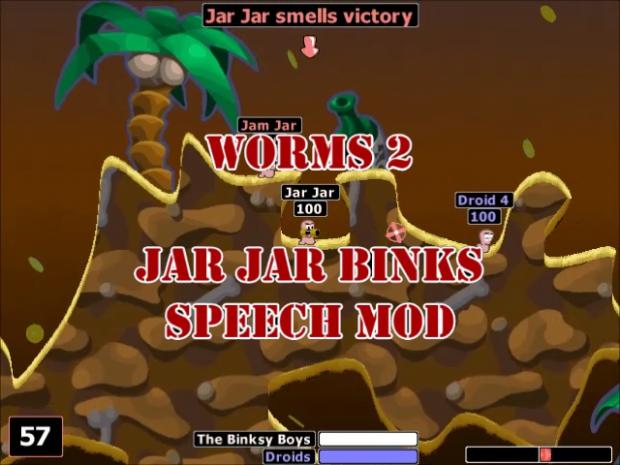 Jar Jar Binks Speech Mod
