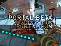 Portal 2005 Beta Gun (+ FIXED ANIMATIONS)